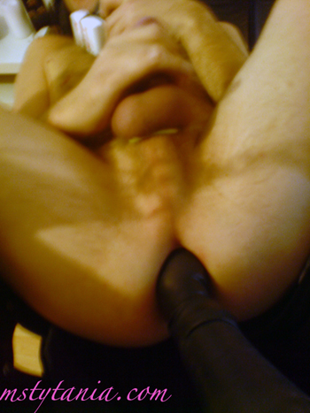 mistress dominatrix anal fisting