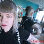 chelsea cut skinhead girl skinbyrd doc martens fetish